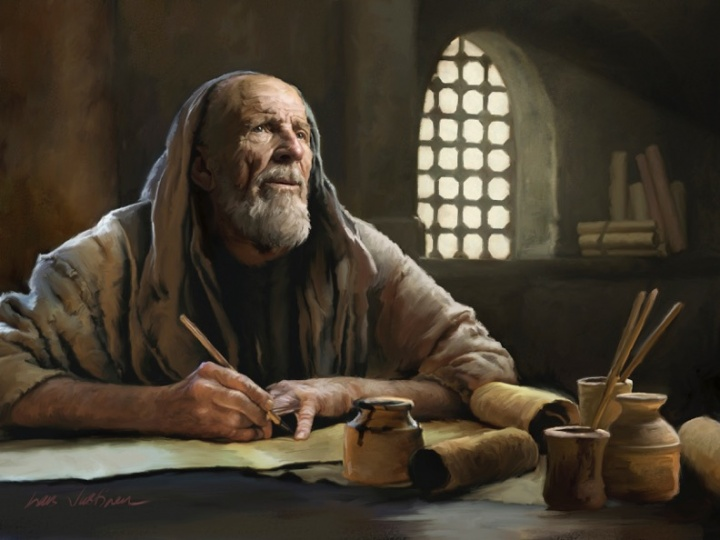 Image result for paul writing letter to thessalonians